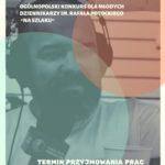 Polskie Radio Rzeszów ogłosiło konkurs im. Rafała Potockiego dla młodych dziennikarzy