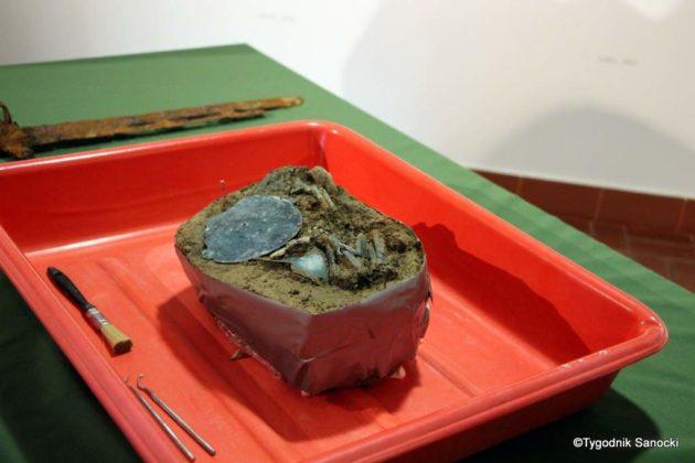 skarb 2 630x420 - Skarb sprzed 3000 lat, znaleziony pod Sanokiem