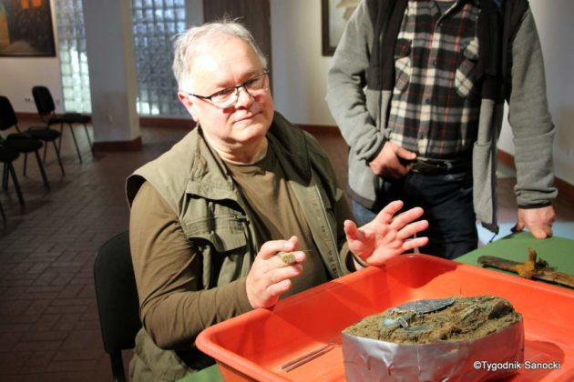 skarb 23 630x420 - Skarb sprzed 3000 lat, znaleziony pod Sanokiem