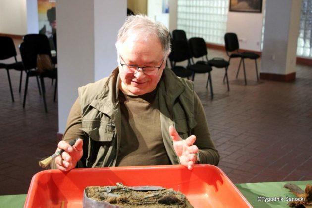skarb 26 630x420 - Skarb sprzed 3000 lat, znaleziony pod Sanokiem