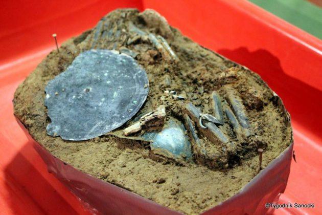 skarb 3 630x420 - Skarb sprzed 3000 lat, znaleziony pod Sanokiem