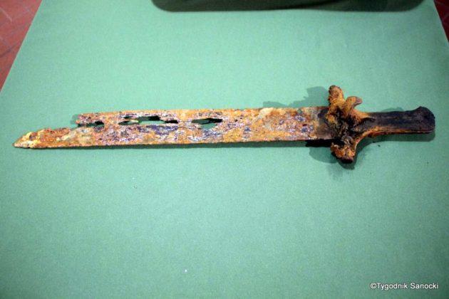 skarb 6 630x420 - Skarb sprzed 3000 lat, znaleziony pod Sanokiem