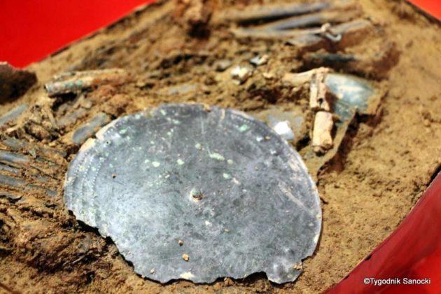 skarb 7 630x420 - Skarb sprzed 3000 lat, znaleziony pod Sanokiem