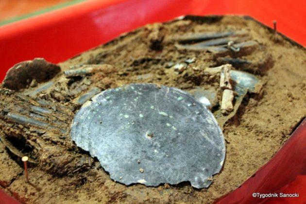 skarb 8 630x420 - Skarb sprzed 3000 lat, znaleziony pod Sanokiem