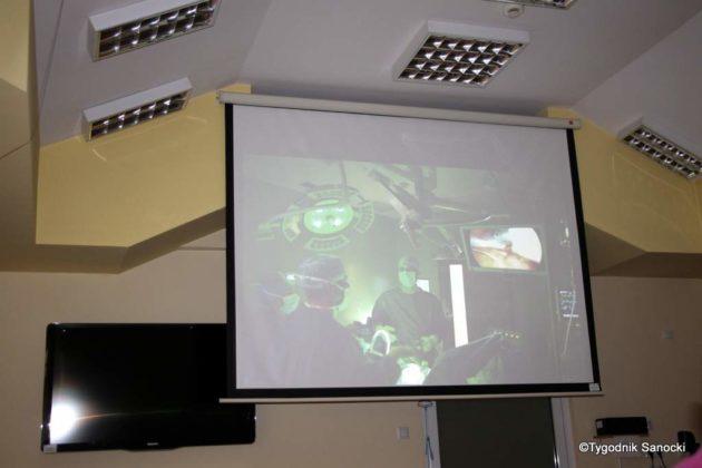 szpital sanok konferencja 14 630x420 - O kondycji sanockiego szpitala