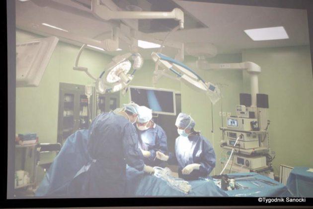 szpital sanok konferencja 2 630x420 - O kondycji sanockiego szpitala