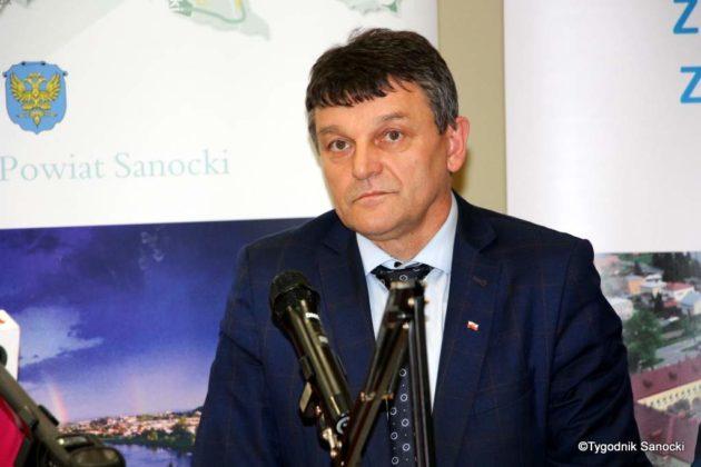 szpital sanok konferencja 8 630x420 - O kondycji sanockiego szpitala