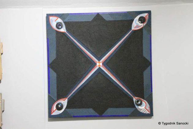 wystawa maciej pęcak 15 630x420 - Prace Macieja Pęcaka na wystawie w Muzeum Historycznym