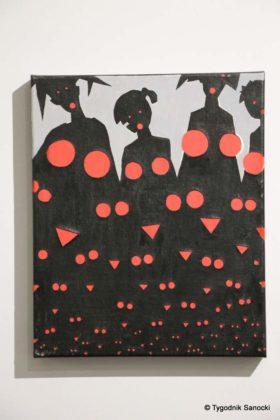 wystawa maciej pęcak 9 280x420 - Prace Macieja Pęcaka na wystawie w Muzeum Historycznym