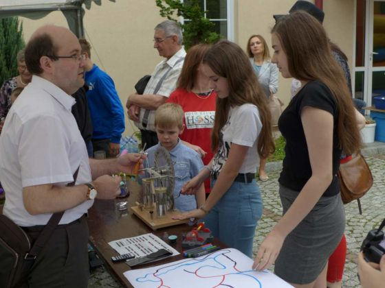 2. Festiwal Nauki i Zabawy 8 560x420 - 2. Festiwal Nauki i Zabawy