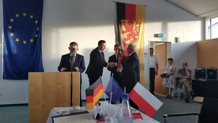25-lecie partnerstwa Sanoka i Reinheim