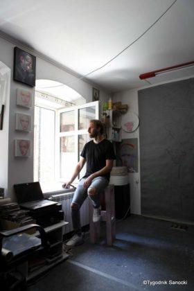 Art Of Road w Sanoku 15 280x420 - Sanoccy artyści ponownie otworzyli drzwi swoich pracowni