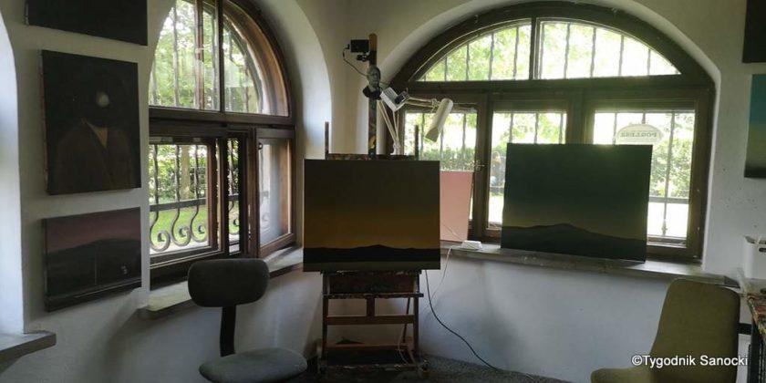 Art Of Road w Sanoku 2 840x420 - Sanoccy artyści ponownie otworzyli drzwi swoich pracowni