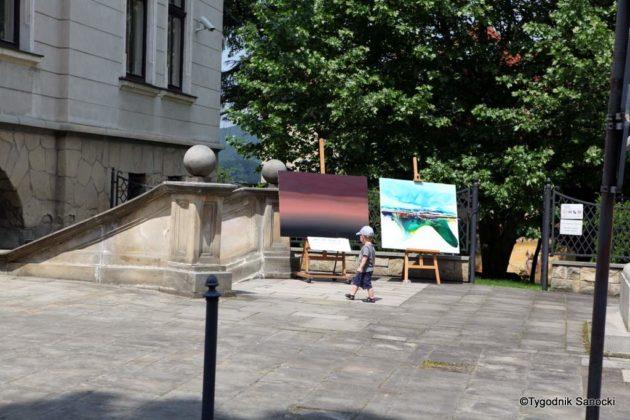 Art Of Road w Sanoku 27 630x420 - Sanoccy artyści ponownie otworzyli drzwi swoich pracowni