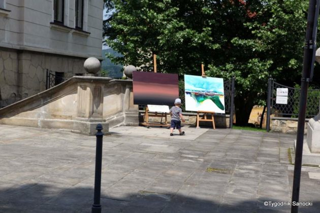 Art Of Road w Sanoku 28 630x420 - Sanoccy artyści ponownie otworzyli drzwi swoich pracowni