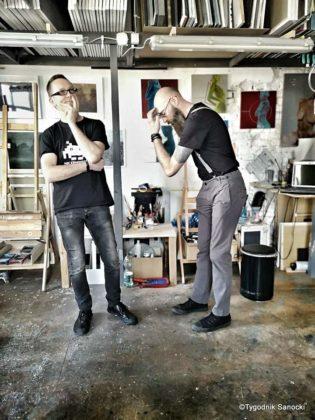 Art Of Road w Sanoku 3 315x420 - Sanoccy artyści ponownie otworzyli drzwi swoich pracowni