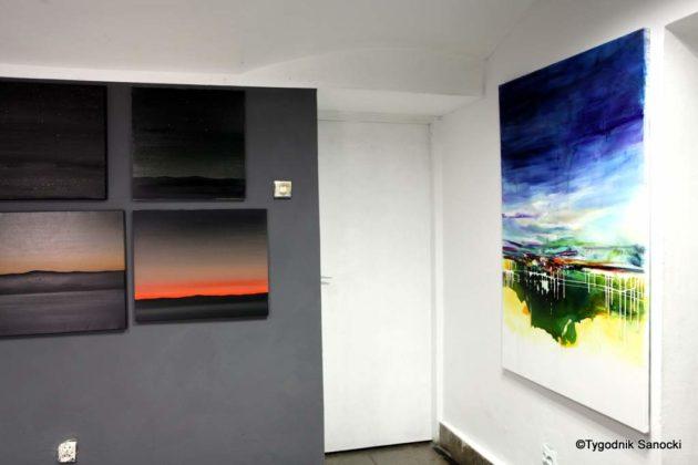 Art Of Road w Sanoku 35 630x420 - Sanoccy artyści ponownie otworzyli drzwi swoich pracowni