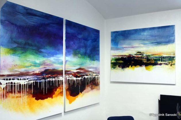 Art Of Road w Sanoku 39 630x420 - Sanoccy artyści ponownie otworzyli drzwi swoich pracowni