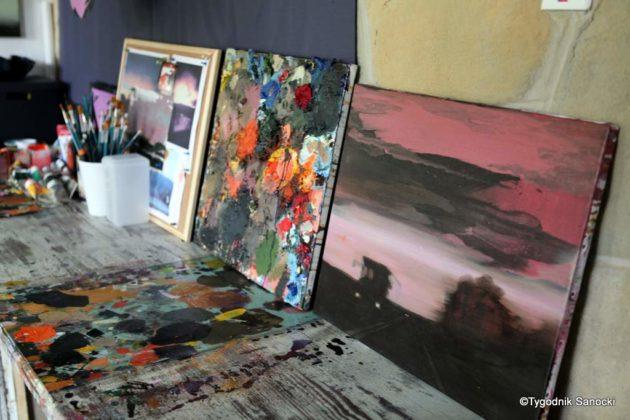 Art Of Road w Sanoku 40 630x420 - Sanoccy artyści ponownie otworzyli drzwi swoich pracowni