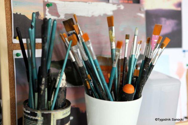 Art Of Road w Sanoku 41 630x420 - Sanoccy artyści ponownie otworzyli drzwi swoich pracowni