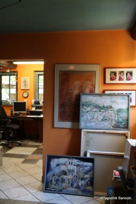 Art Of Road w Sanoku 46 280x420 - Sanoccy artyści ponownie otworzyli drzwi swoich pracowni