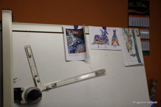 Art Of Road w Sanoku 49 630x420 - Sanoccy artyści ponownie otworzyli drzwi swoich pracowni