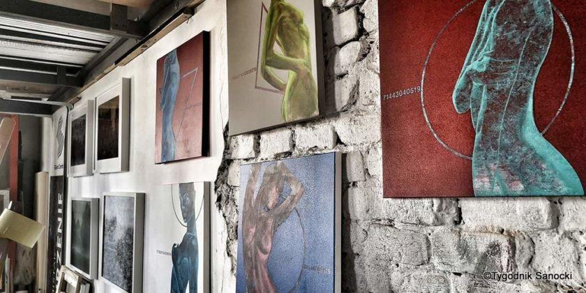 Art Of Road w Sanoku 5 840x420 - Sanoccy artyści ponownie otworzyli drzwi swoich pracowni