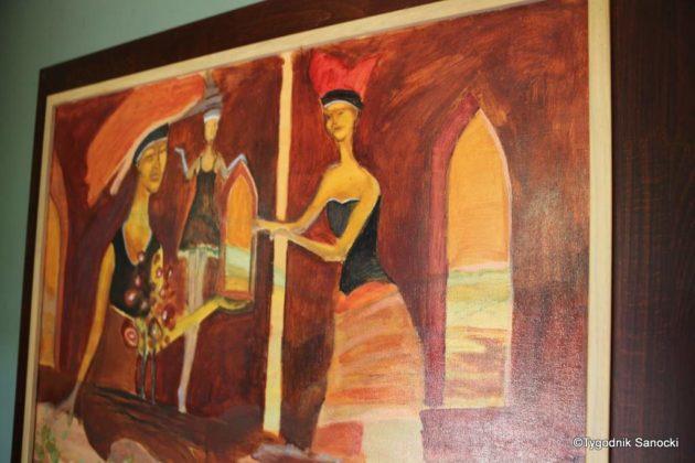Art Of Road w Sanoku 51 630x420 - Sanoccy artyści ponownie otworzyli drzwi swoich pracowni
