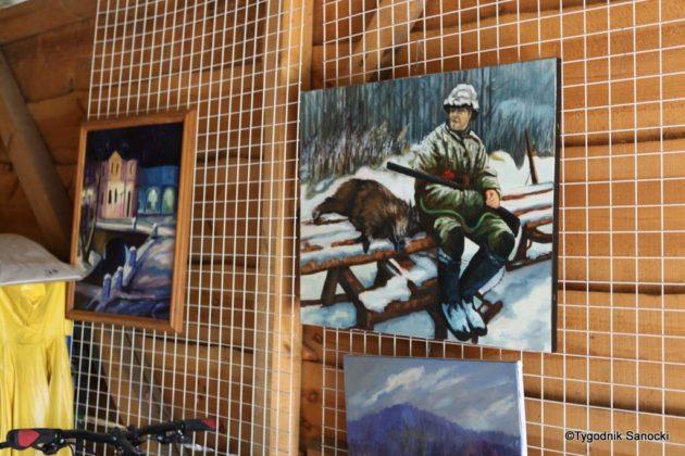 Art Of Road w Sanoku 62 630x420 - Sanoccy artyści ponownie otworzyli drzwi swoich pracowni