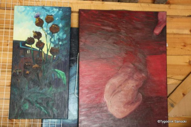 Art Of Road w Sanoku 63 630x420 - Sanoccy artyści ponownie otworzyli drzwi swoich pracowni