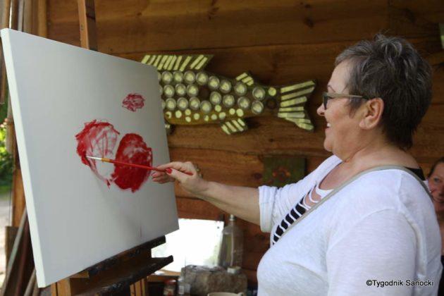 Art Of Road w Sanoku 76 630x420 - Sanoccy artyści ponownie otworzyli drzwi swoich pracowni