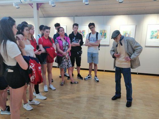 Flamenco 560x420 - Drugi dzień wizyty sanoczan w Reinheim