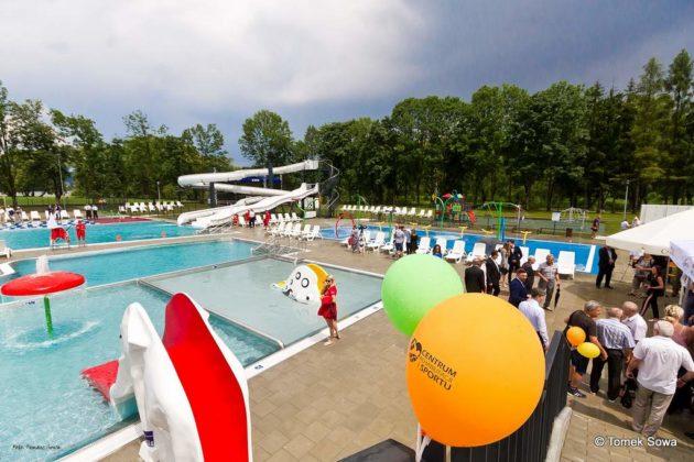 Fot. Tomasz Sowa.IMG 4701 630x420 - Otwarcie basenów zewnętrznych