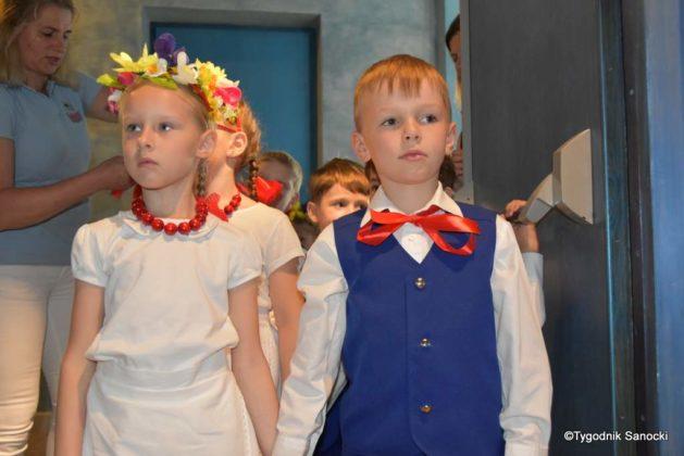 IX Przegląd Dziecięcych Zespołów Ludowych Ziemi Sanockiej 19 629x420 - IX Przegląd Dziecięcych Zespołów Ludowych Ziemi Sanockiej