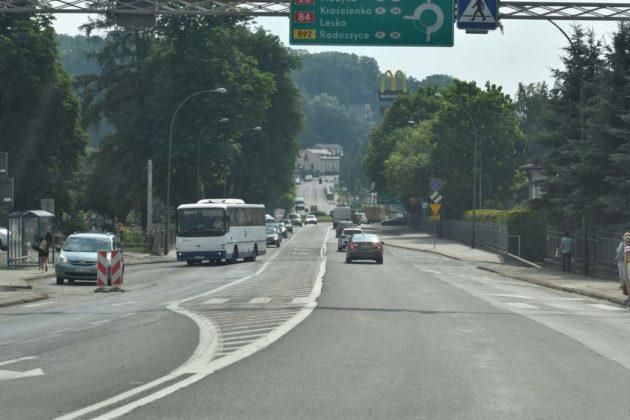 Krakowska iRymanowska 1 630x420 - Krakowska iRymanowska - informacje Generalnej Dyrekcji Dróg Krajowych iAutostrad wRzeszowie