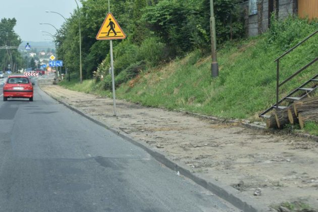 Krakowska iRymanowska 25 630x420 - Krakowska iRymanowska - informacje Generalnej Dyrekcji Dróg Krajowych iAutostrad wRzeszowie