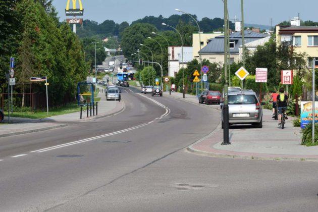 Krakowska iRymanowska 3 630x420 - Krakowska iRymanowska - informacje Generalnej Dyrekcji Dróg Krajowych iAutostrad wRzeszowie