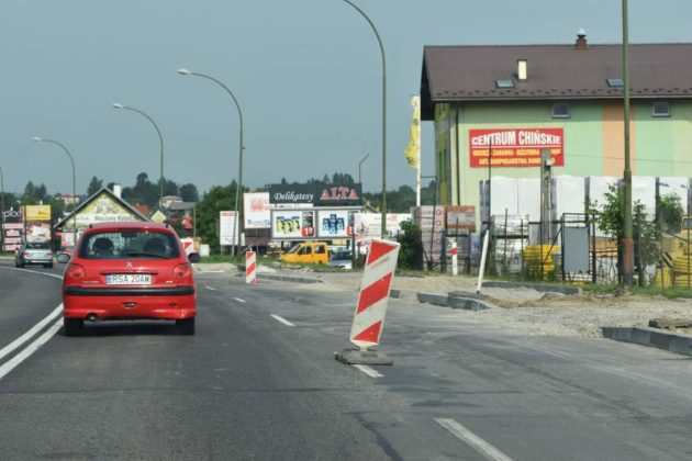 Krakowska iRymanowska 37 630x420 - Krakowska iRymanowska - informacje Generalnej Dyrekcji Dróg Krajowych iAutostrad wRzeszowie