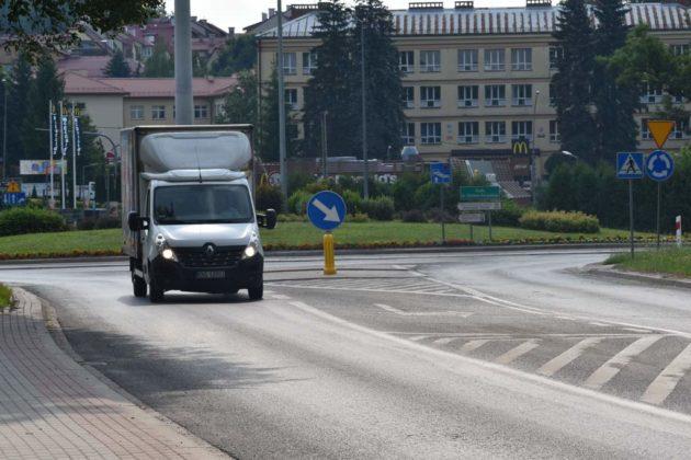 Krakowska iRymanowska 8 630x420 - Krakowska iRymanowska - informacje Generalnej Dyrekcji Dróg Krajowych iAutostrad wRzeszowie
