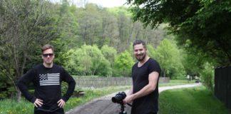 Ryan Socash promuje sanocki skansen