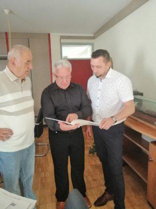 Spotkanie w Reinheim 315x420 - Drugi dzień wizyty sanoczan w Reinheim