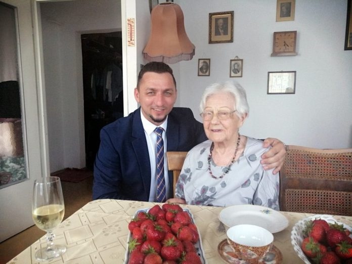 Sto lat Janiny Szombary
