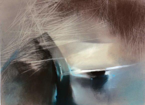 TALIZMAN PAMIĘCI 580x420 - Pastelowe szepty światła Jolanty Jastrzębskiej - Jakiel