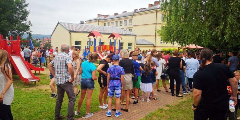 Udany Rodzinny Piknik w przedszkolu nr 1 1 840x420 - Udany Rodzinny Piknik w przedszkolu nr 1
