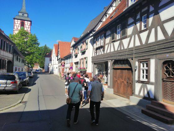 Zwiedzanie 560x420 - Drugi dzień wizyty sanoczan w Reinheim