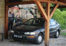 Ostatni samochód Beksińskich