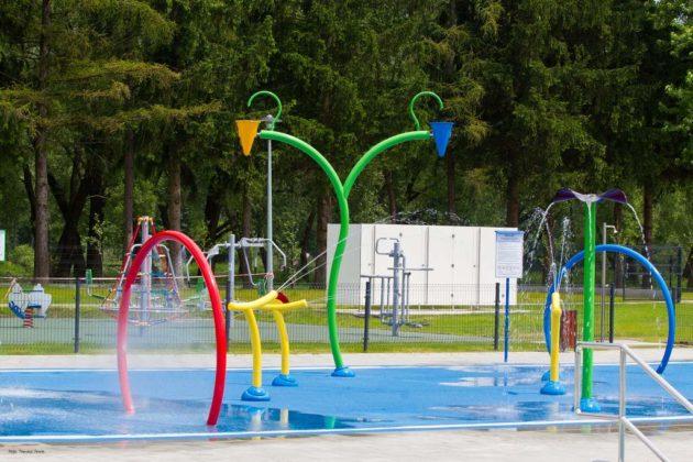 basen zewnętrzny Sanok 14 630x420 - Otwarcie basenów zewnętrznych 19 czerwca, zobaczmy jak wyglądają!