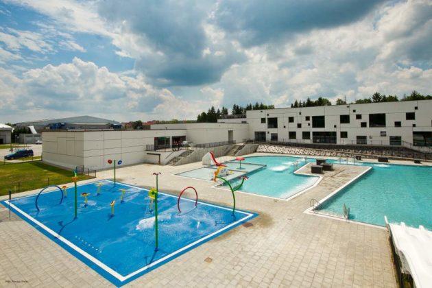 basen zewnętrzny Sanok 30 630x420 - Otwarcie basenów zewnętrznych 19 czerwca, zobaczmy jak wyglądają!