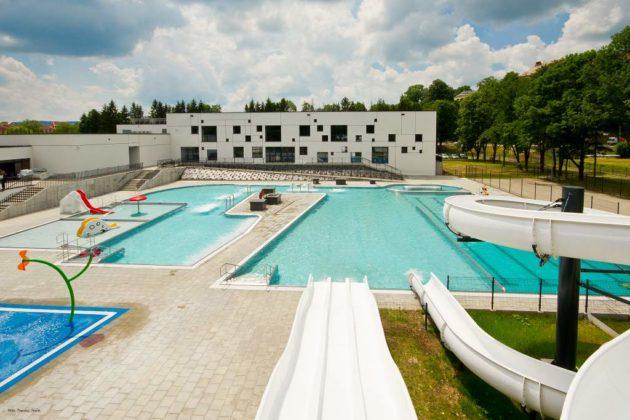 basen zewnętrzny Sanok 31 630x420 - Otwarcie basenów zewnętrznych 19 czerwca, zobaczmy jak wyglądają!
