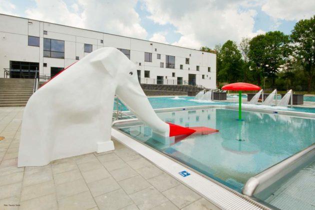 basen zewnętrzny Sanok 38 630x420 - Otwarcie basenów zewnętrznych 19 czerwca, zobaczmy jak wyglądają!